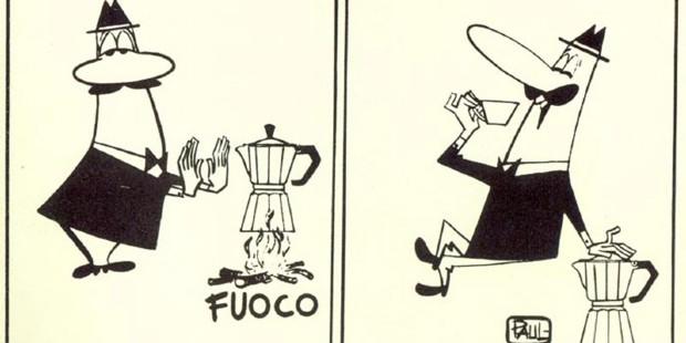 EH SI SI SI …SEMBRA FACILE (FARE UN BUON CAFFE').